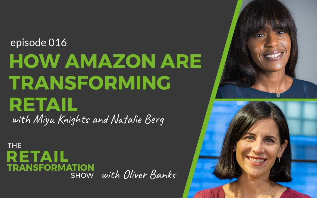 016: How Amazon Are Transforming Retail (part 1)