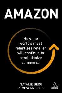 Amazon (the book) - by Natalie Berg and Miya Knights