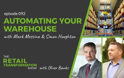 092: Automating Your Warehouse