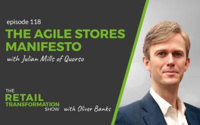 118: The Agile Stores Manifesto