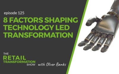 125: 8 Factors Shaping Technology Led Transformation